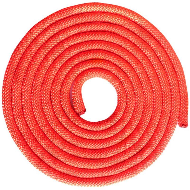 Купить Скакалка для художественной гимнастики 3 м Pro SKG10-03 оранжевый, NoBrand