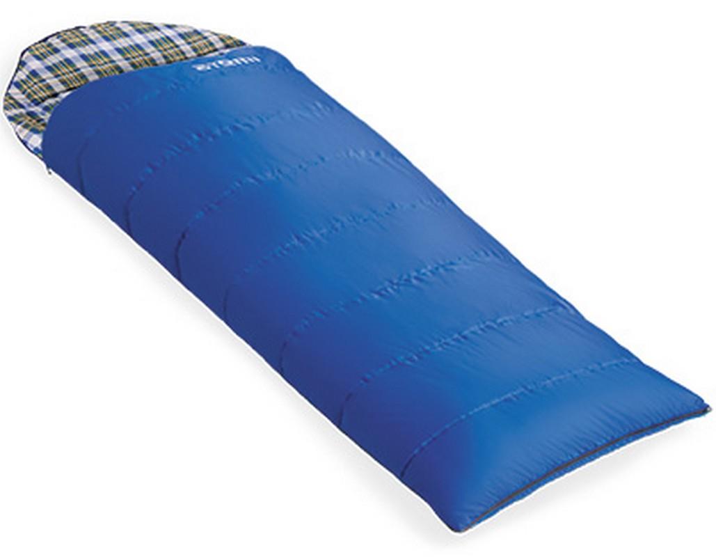 Спальный мешок туристический Atemi 250 г/м2, +6 С T4