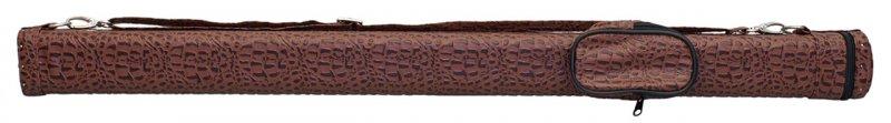 Тубус Action 1/2 (85 см) пирамида, т.коричневый/кроко