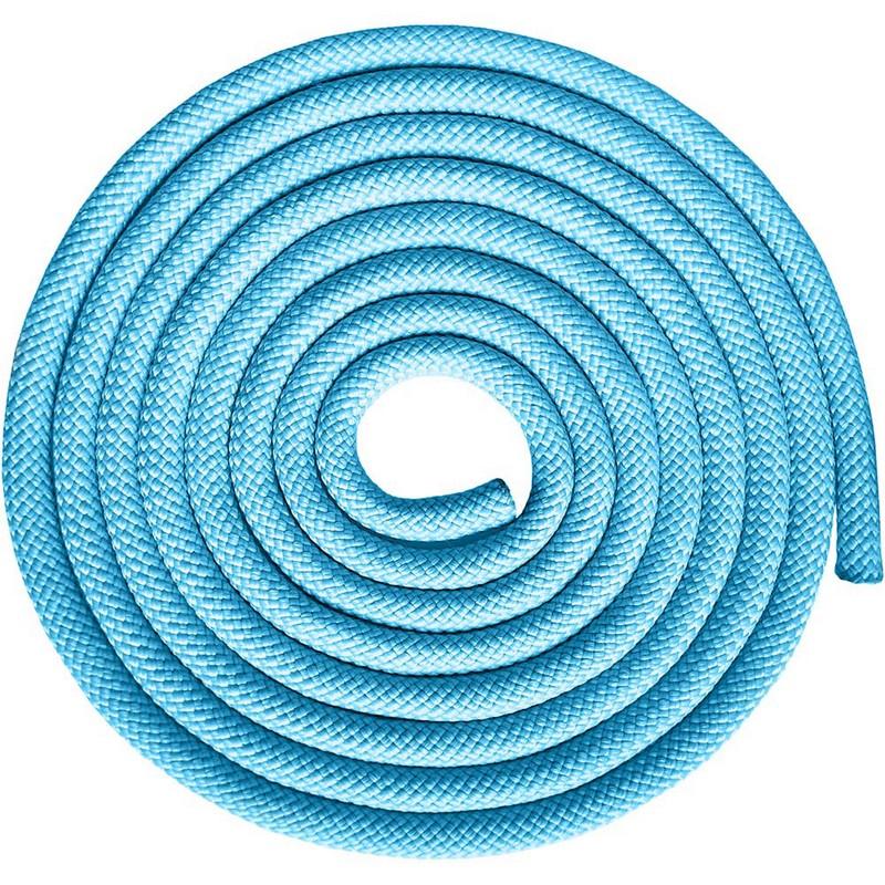 Купить Скакалка для художественной гимнастики 3 м Pro SKG10-06 голубой, NoBrand