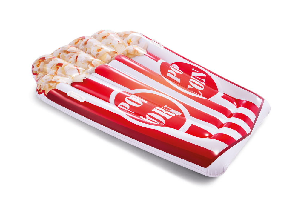 Надувной матрас Intex Popcorn Mat 178х124 см