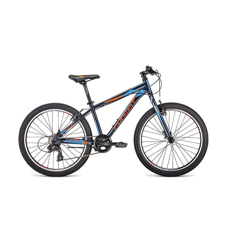 Велосипед Format 24  6414 Серый AL (junior) 34645.
