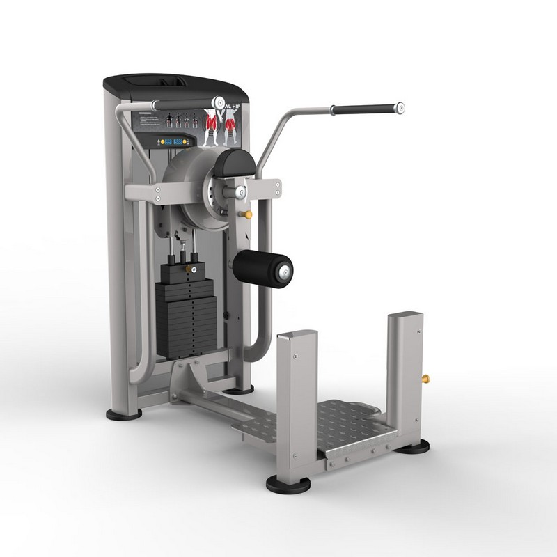 Мультихип Impulse IE9509-200 мультитренажер для бедер и ягодичных aerofit ie9509