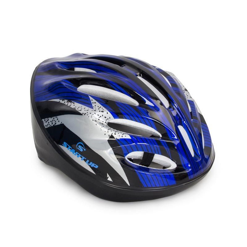 Купить Шлем роликовый Start Up Speed синий,