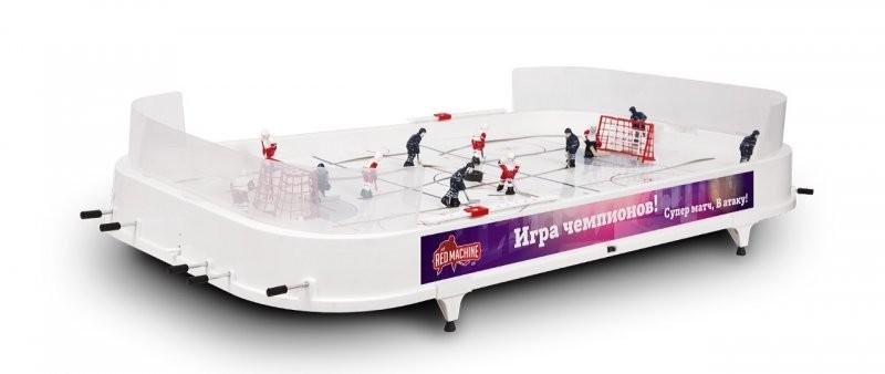 Настольный хоккей Red Machine Метеор от Дом Спорта