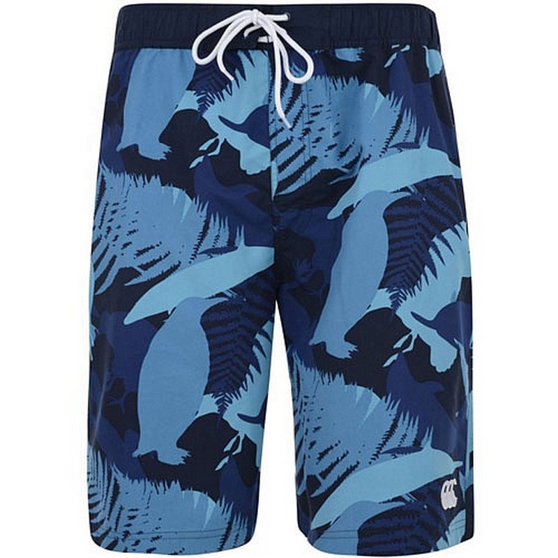 Шорты Canterbury Camo Board Short мужские E522752 (769) синий/голубой canterbury tales nce