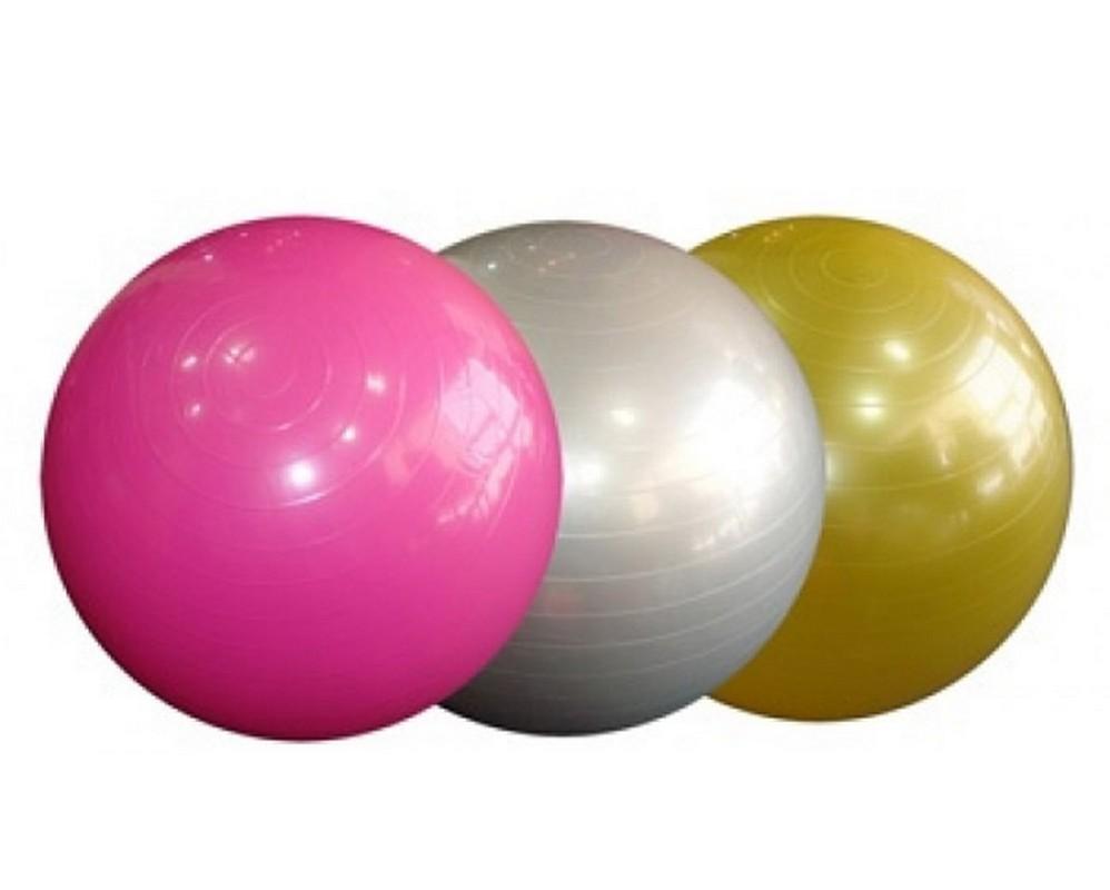 Мяч гимнастический Flexter повышенной прочности 55см красный FL97403