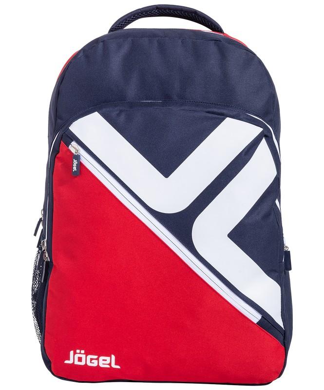 Рюкзак J?gel JBP-1901-291 красный\темно-синий\белый, L