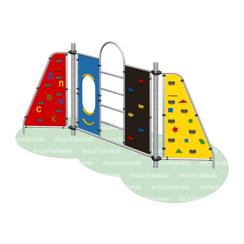 Купить Спортивный комплекс Romana 401.01.00, Детские спортивные комплексы, площадки