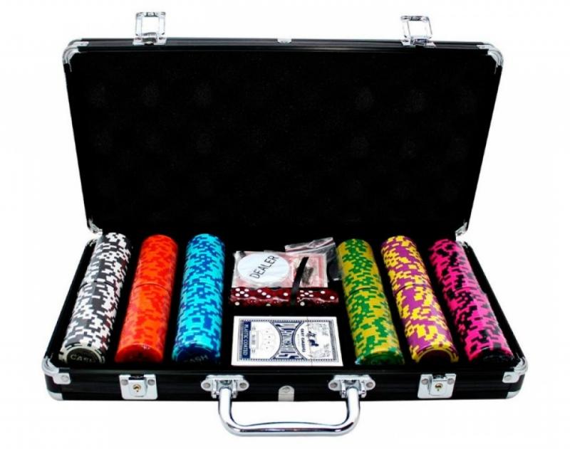 Набор для покера Cash 300