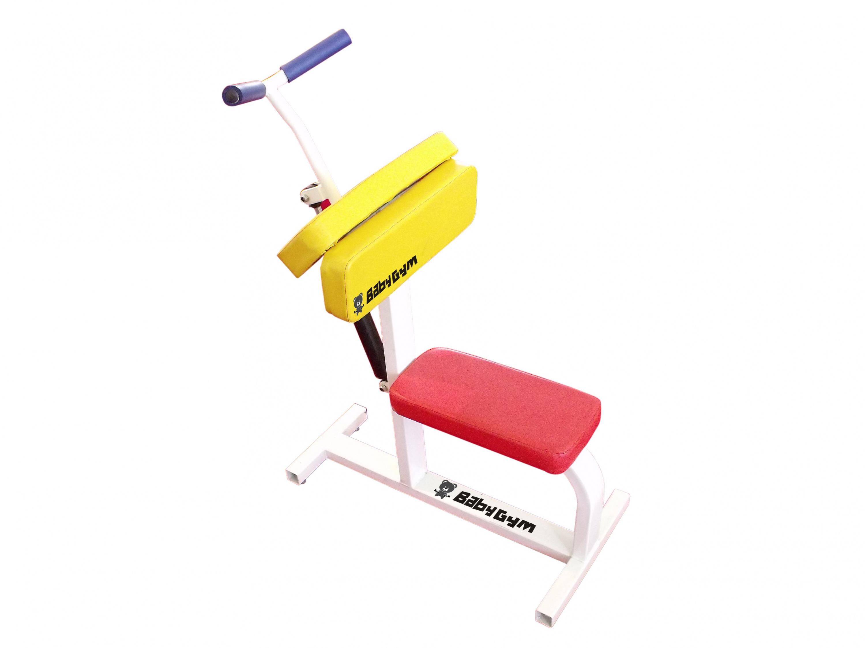 Тренажер силовой детский Baby Gym Бицепс сидя FE-02,  - купить со скидкой