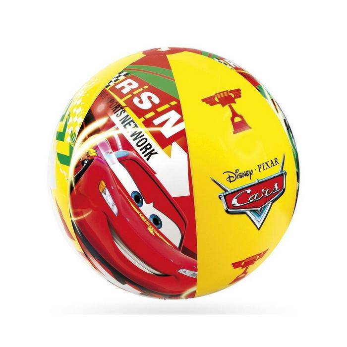 Надувной мяч Intex Тачки D=61 см, 3+
