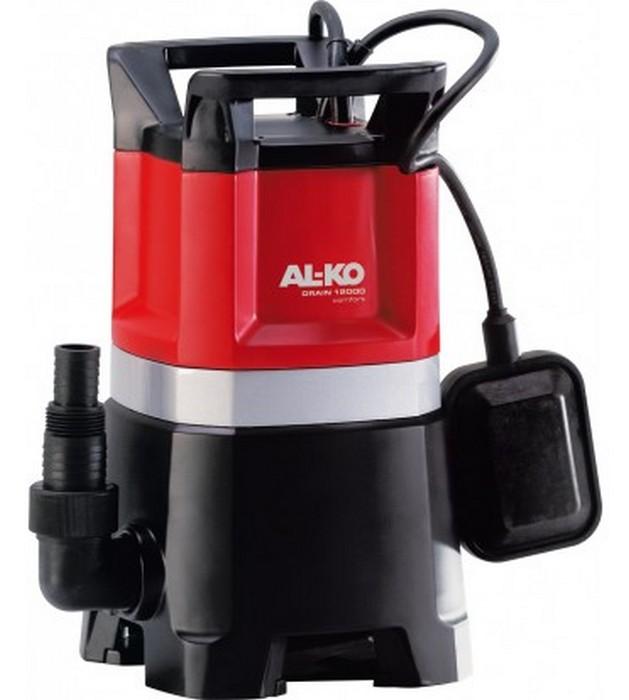 Погружной насос AL-KO для грязной воды Drain 12000 Comfort насос al ko drain 20000 hd