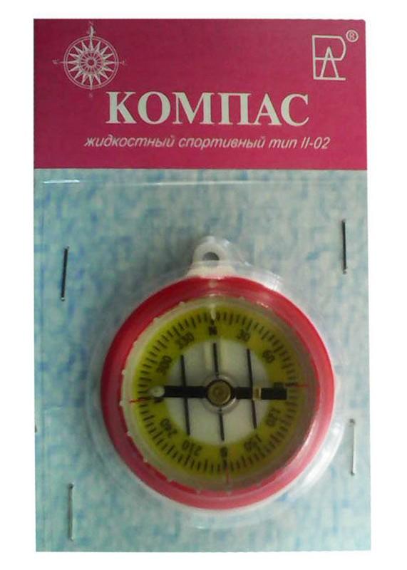Компас жидкостный без линейки Беламос Т2-02