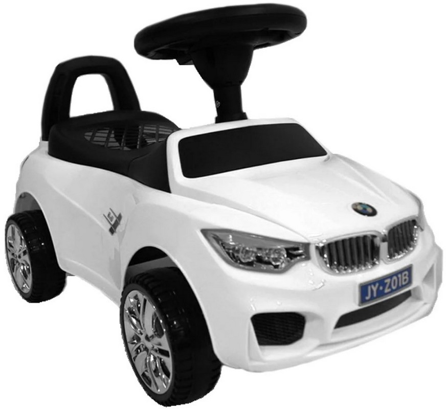 Толокар River-Toys BMW JY-Z01B-MP3-WHITE
