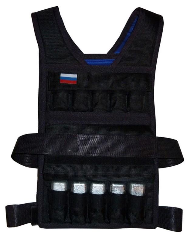 Купить Жилет-утяжелитель Компакт 3 30 кг (44-48), NoBrand