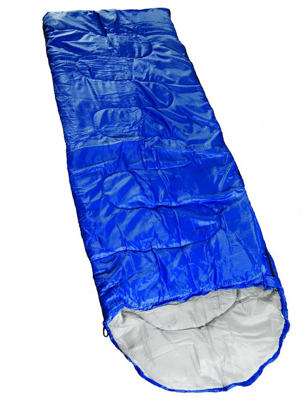 Спальный мешок X-Line Winter (1х300G/m2 Холлофайбер, 0 ~ 15*C) SS003