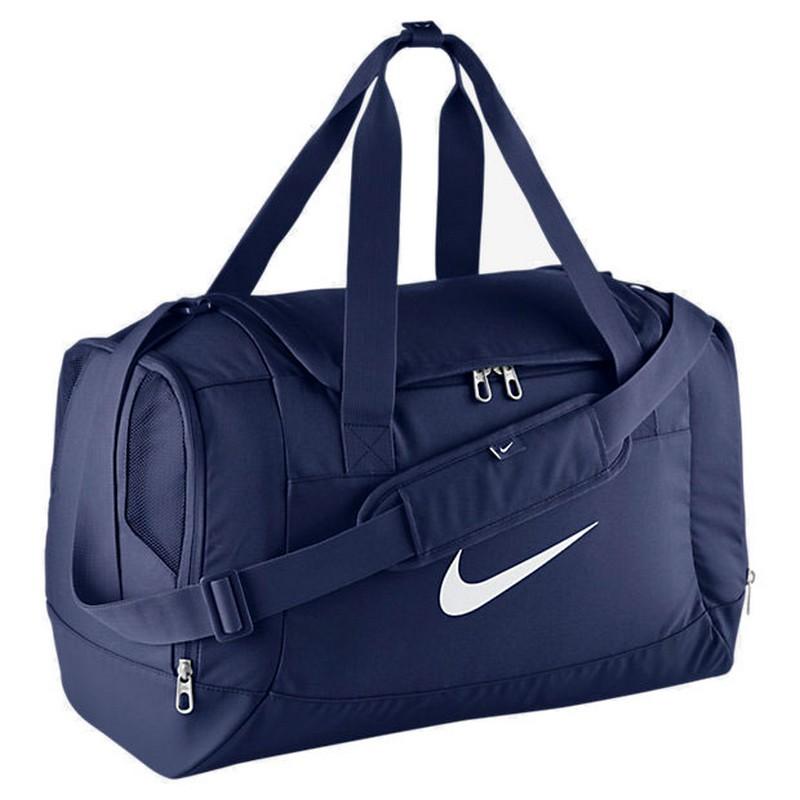 Спортивная сумка Nike Club Team Swoosh Duffel - Small BA5194-410 nike бейсболка nike team club cap 646398 010