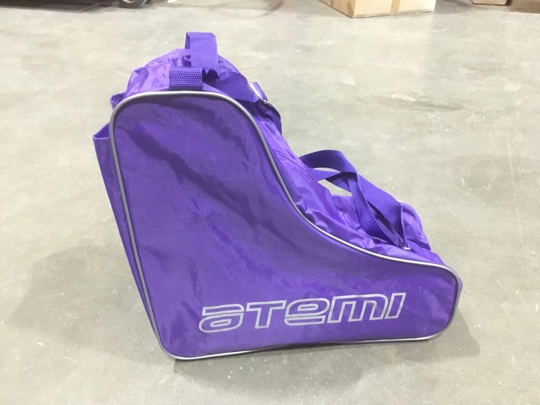 Сумка для коньков Atemi малая фиолетовая
