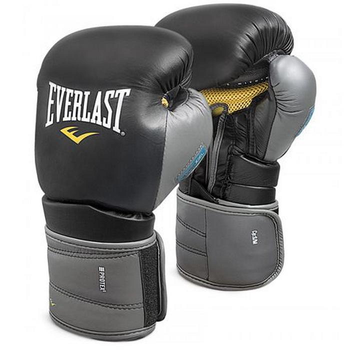 Купить Перчатки снарядные Everlast gel protex3 111401SMGLU,
