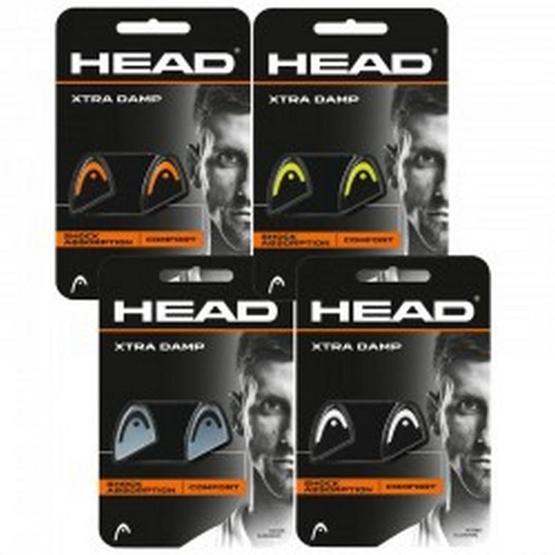 Купить Виброгаситель Head XtraDamp Черный 285511-MX,