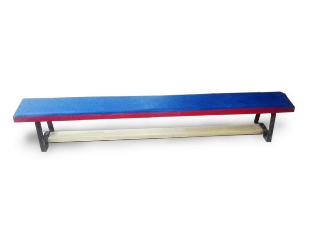 Купить Скамейка гимнастическая ФСИ 2,0 м, мягкая 7889,