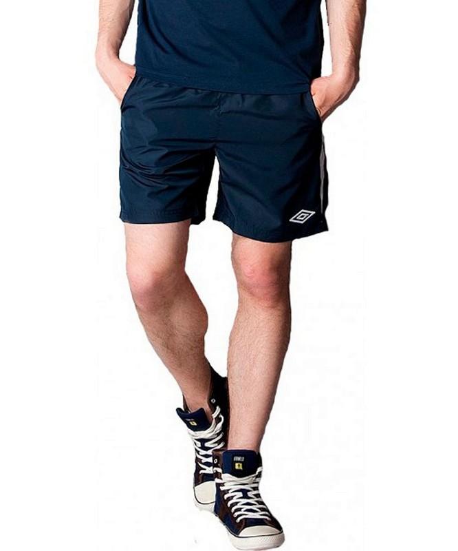 Шорты тренировочные Umbro TT Training Short мужские 323011 (911) т.син/бел.