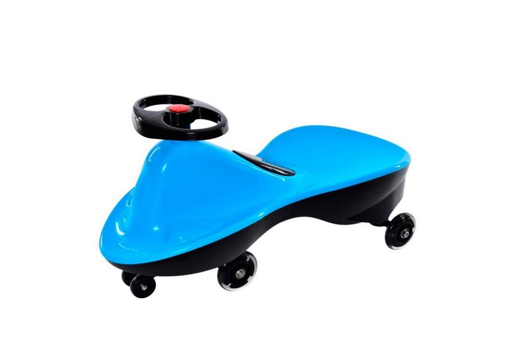Машинка детская с полиуретановыми колесами Bradex Бибикар спорт голубой DE 0269 от Дом Спорта