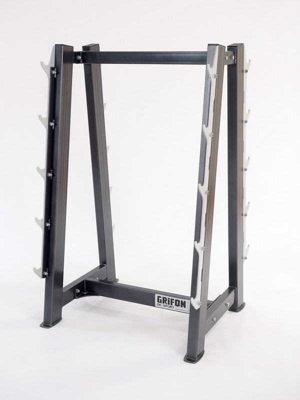 Стойка для грифов на 10 единиц DK- Sport GF Z 118 рама и стойка для электронной установки 2box drumit five rackpipe long