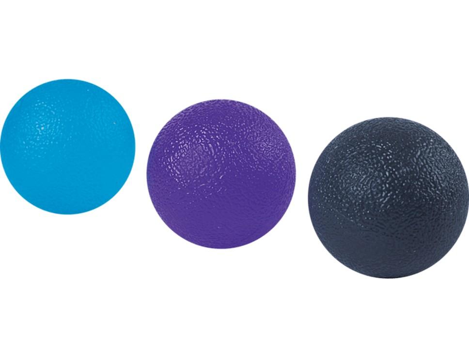 Набор кистевых эспандеров (мячи) Hasttings N-05