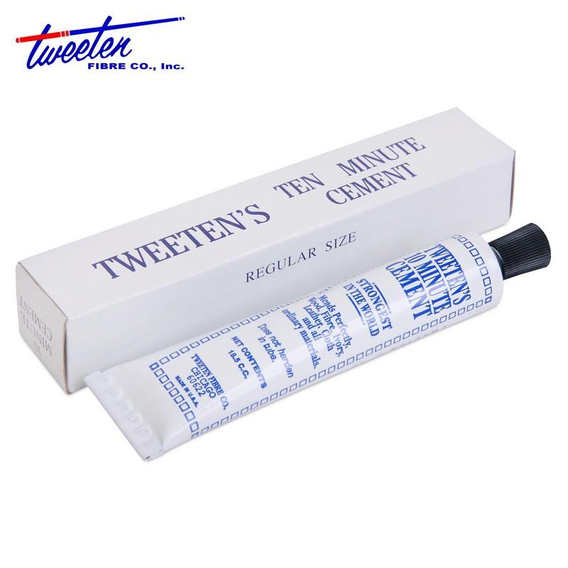 Клей для наклеек Tweeten Ten Minute Cement 19мл клей активатор для ремонта шин done deal dd 0365
