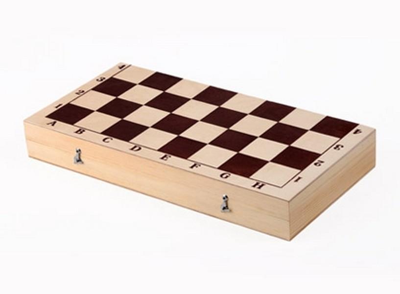Купить Шахматы турнирные в комплекте с доской (Орлов), NoBrand