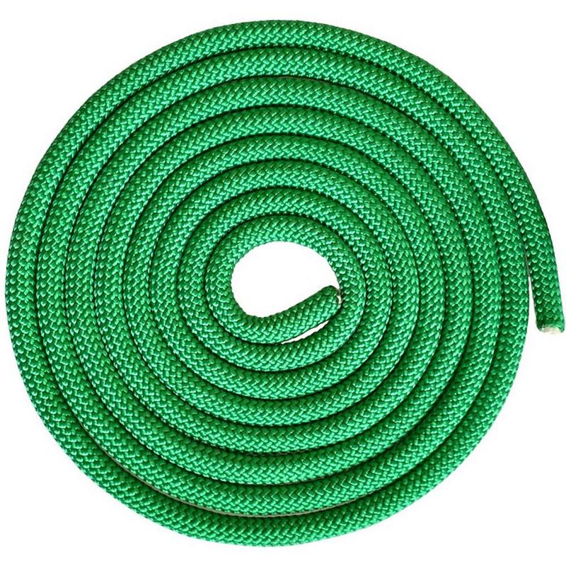 Купить Скакалка для художественной гимнастики 3 м Pro SKG10-05 зеленый, NoBrand