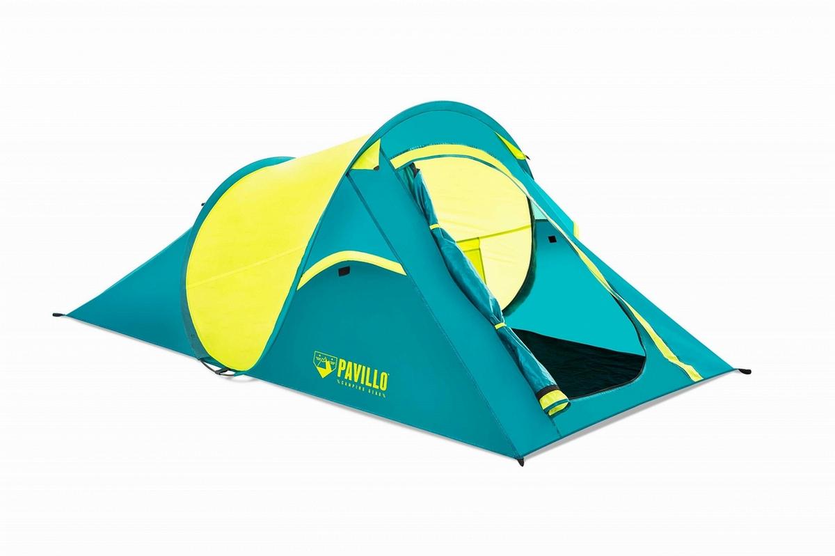 Купить Палатка Bestway 68097 Coolquick 2 (220х120х90см) 1500мм вод.ст.,