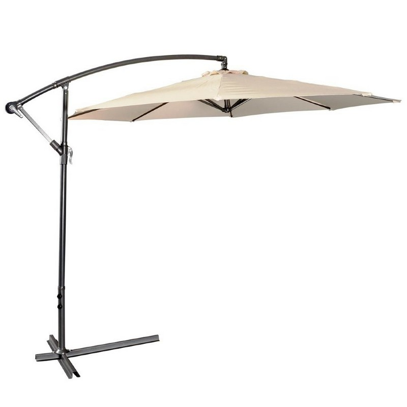 Зонт садовый D=300 см AU-006
