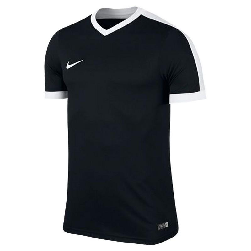 Футболка спортивная Nike Striker IV Jersey 725892-010 мужская, черн/бел. футболки nike футболка nike ss striker iv jsy 725892 739