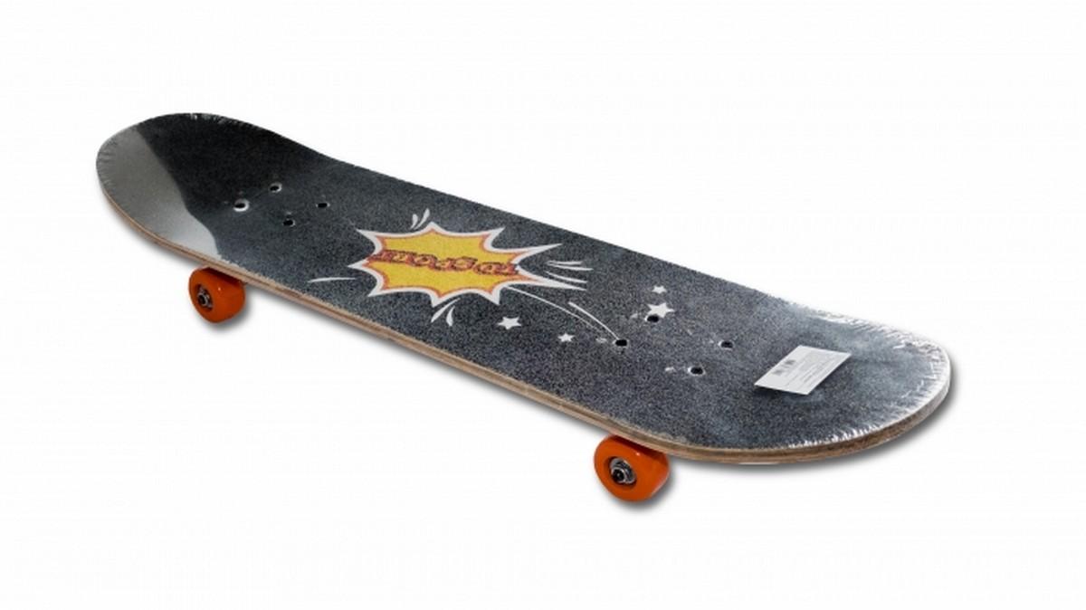 Скейт 31х8 Moove Fun 3108-5 скейт пластиковый 22х6 quot moove fun pp2206 1 yellow