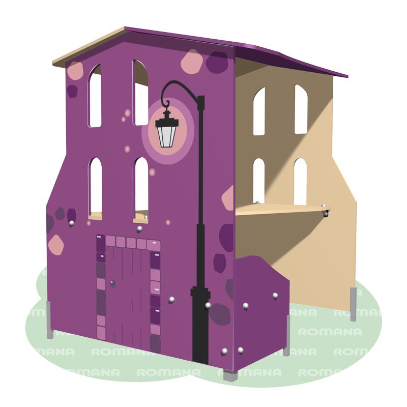 Купить Домик День-ночь Romana 111.22.00, Детские игровые домики