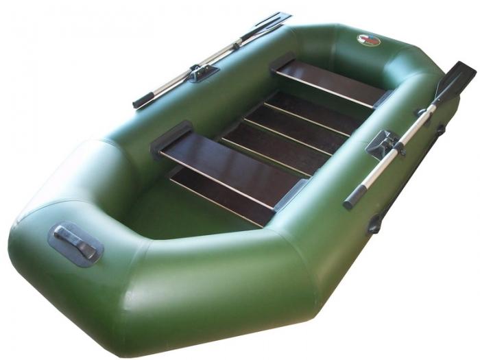 Лодка Аргонавт 250 РС реечная слань
