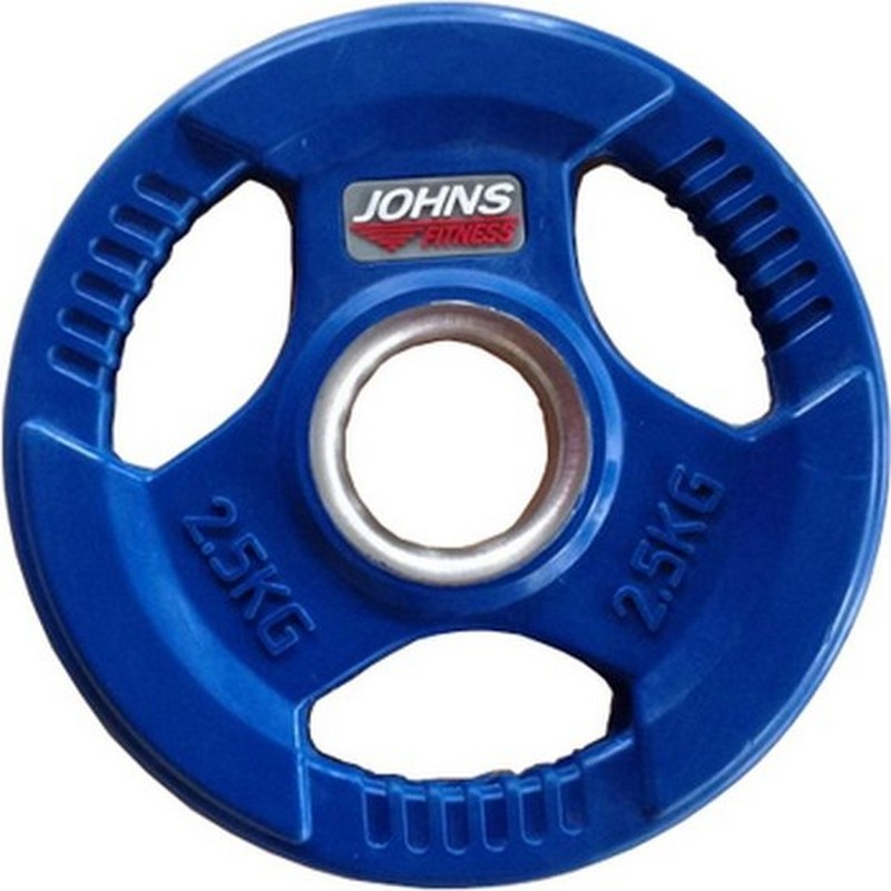Купить Диск Johns d51мм, 2,5кг 91010 - 2,5С синий,
