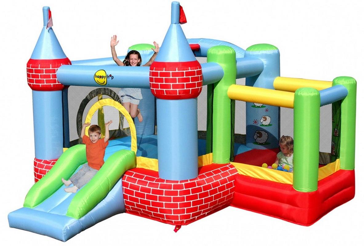 Детский Игровой центр Happy Hop Цитадель 9112