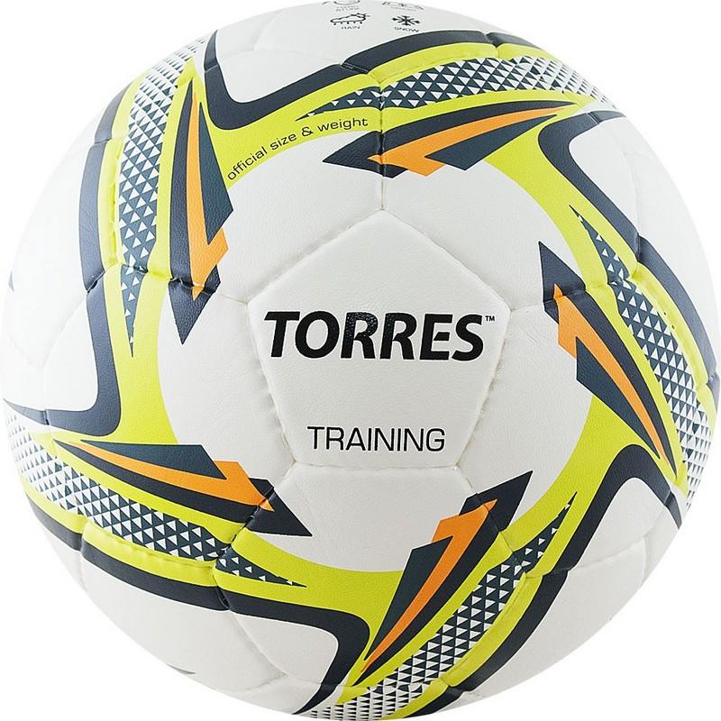 Купить Мяч футбольный Torres Training р.5 F31855,