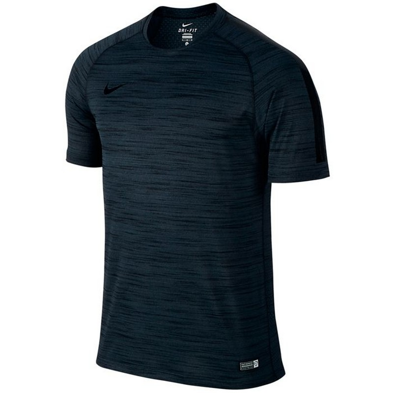 Футболка мужская Nike Flash Cool Ss Top El 688373-010 черн.меланж очистители воздуха