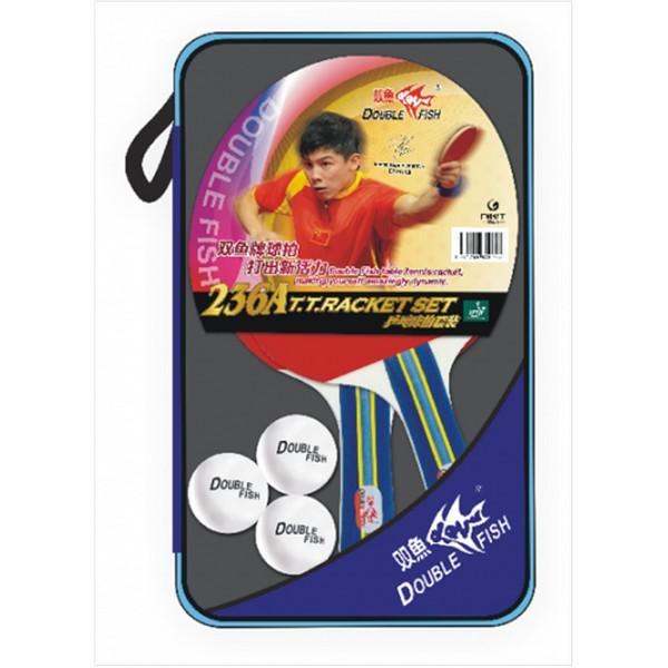 Комплект для настольного тенниса Double Fish 236А фото