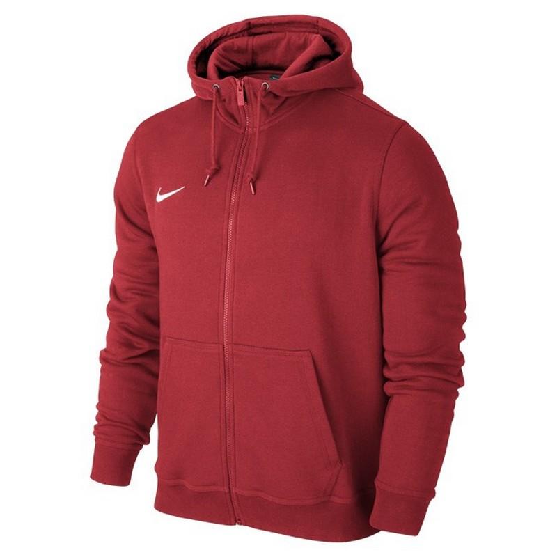 Толстовка Nike Team Club Fz Hoody 658499-657 Jr аксессуары