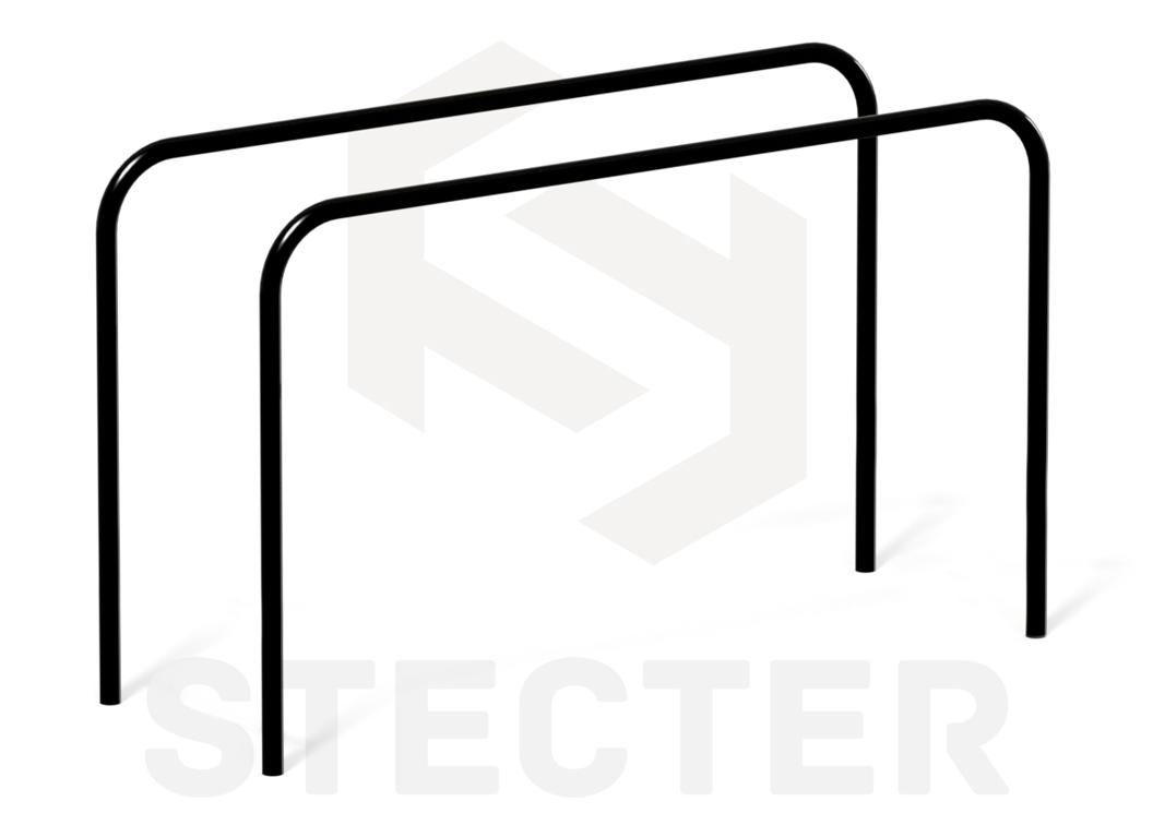 Купить Брусья гнутые параллельные Stecter PAW-08 5013,