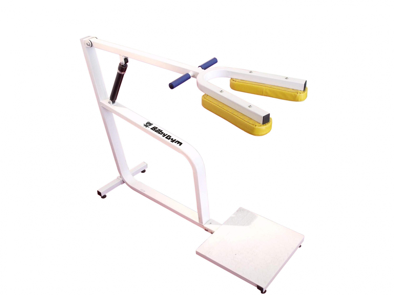 Тренажер силовой детский Baby Gym Жим ногами вертикальный FE-03