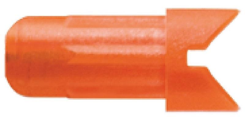 цена на Хвостовик для арбалетных алюминиевых стрел Moon Nock Easton 598202|TF
