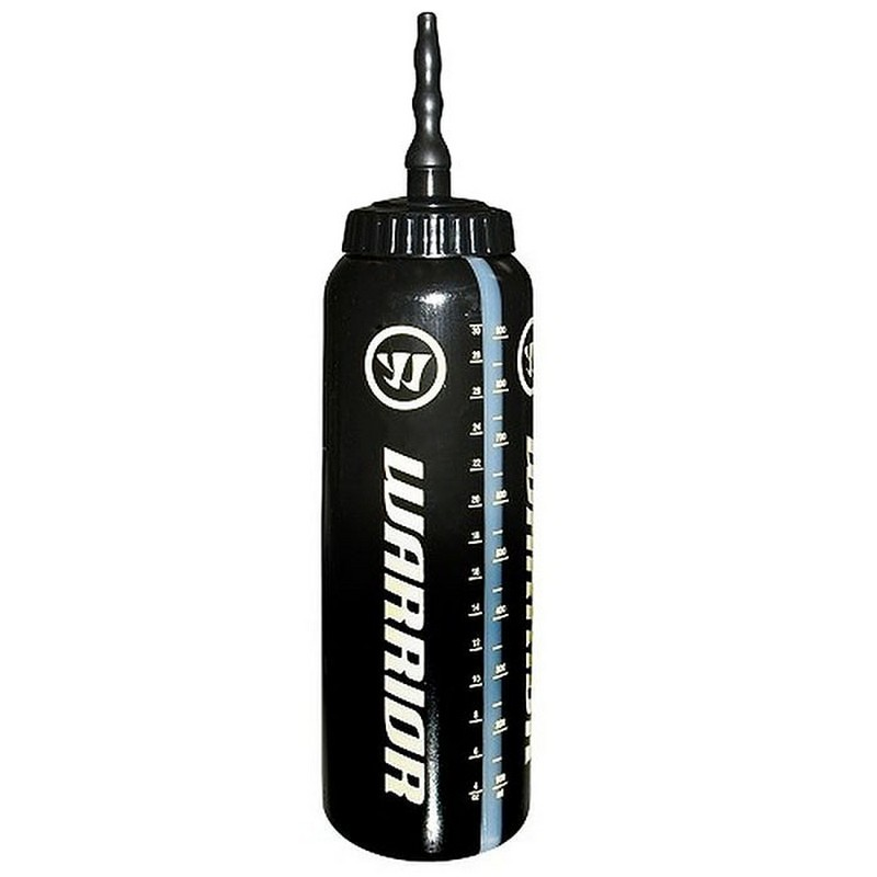 Купить Бутылка для воды хоккеистов Warrior Alpha DX Bottle, WDB100, 1л,