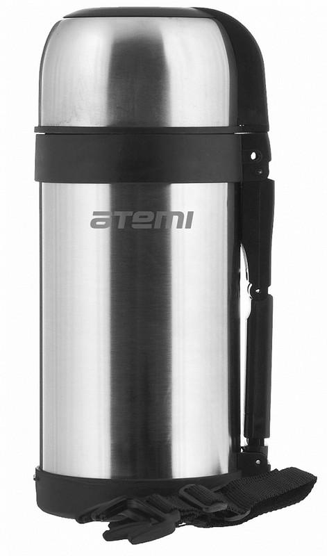 Термос, 1.2 л, сталь Atemi HG-1200 steel